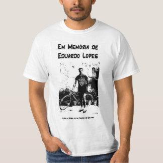 Eduardo Lopes ,(Buch) T-Shirt