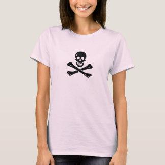 Edward England-Frauen (schwarzen Schädels) T-Shirt