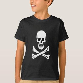 Edward England-Weiß T-Shirt