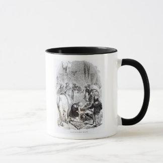 Edward II und der Minnesänger Tasse