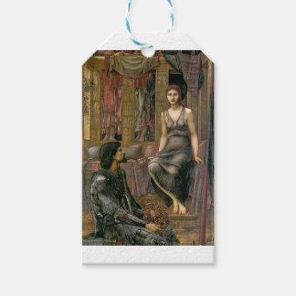 Edward-- Jones-König Cophetua und das Geschenkanhänger