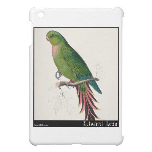 Edward Lear rosa Parakeet Hüllen Für iPad Mini