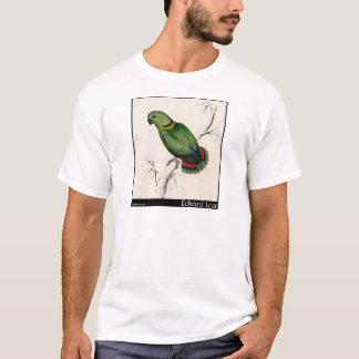 Edward Lear Swinderns Parakeet T-Shirt