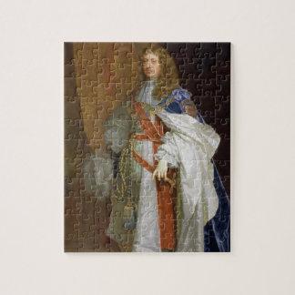 Edward Montagu, 1. Graf des Sandwiches, c.1660-65  Foto Puzzles