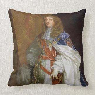 Edward Montagu, 1. Graf des Sandwiches, c.1660-65  Kissen