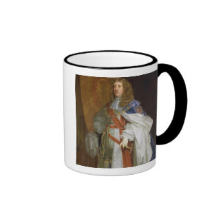 Edward Montagu, 1. Graf des Sandwiches, c.1660-65  Tee Tasse