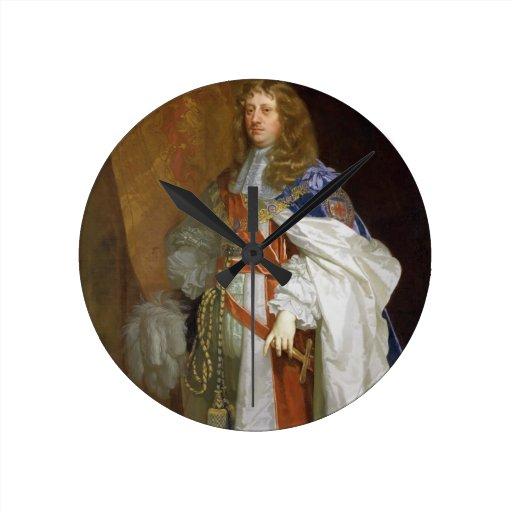 Edward Montagu, 1. Graf des Sandwiches, c.1660-65  Uhren