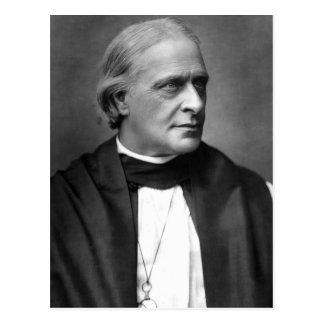 Edward weißer Benson, Erzbischof von Canterbury Postkarte