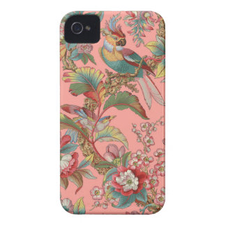 Edwardian Papagei ~ Herzogin iPhone 4 Hülle