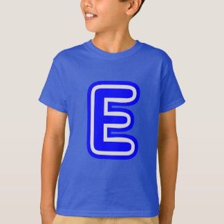 EEE Alphabet alphae T-Shirt