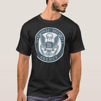 """EFF: NSA """"der Adler hat alle Ihre Daten-"""" T - T-Shirt"""