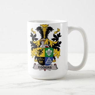 Eggers Familienwappen Tee Tasse