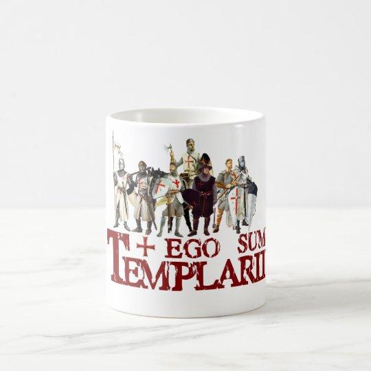 Ego Sum Templarii Tasse mit Fratres