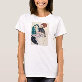 EgonSchiele Sitzfrauen-T - Shirt