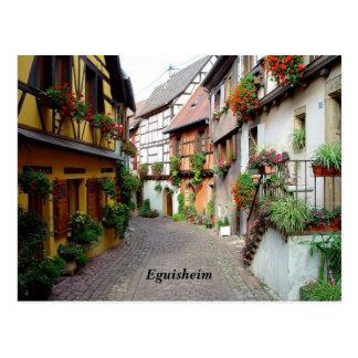 Eguisheim - postkarte