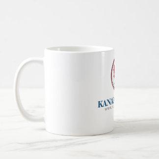 """Egyszerű """"Kanada Világa"""" Bögre Kaffeetasse"""