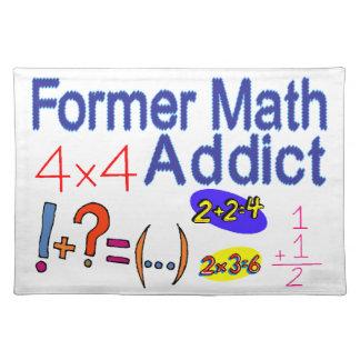 Ehemaliger Mathe-Süchtiger Tischset