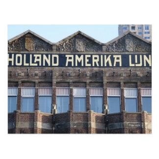 Ehemaliges HAL Büro, Rotterdam Postkarte