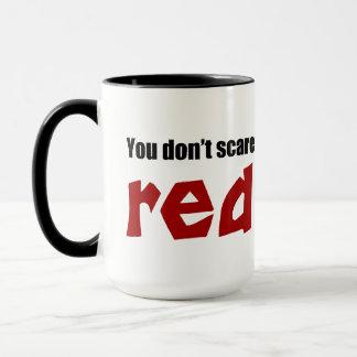 Ehemann ist ein Redhead Tasse