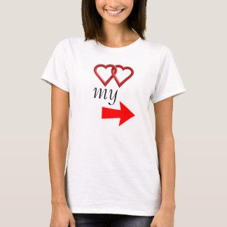 Ehemann u. Ehefrau T-Shirt