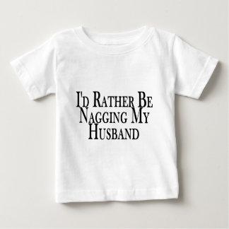 Eher Nag-Ehemann Baby T-shirt