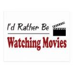 Eher passt Filme auf Postkarten