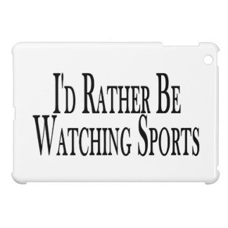 Eher passt Sport auf iPad Mini Hülle
