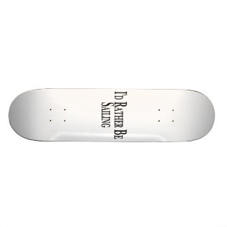 Eher segelt personalisierte skateboarddecks