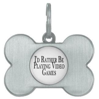Eher spielt Videospiele Tiermarke