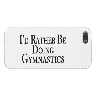 Eher tut Gymnastik Etui Fürs iPhone 5