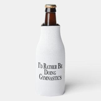 Eher tut Gymnastik Flaschenkühler