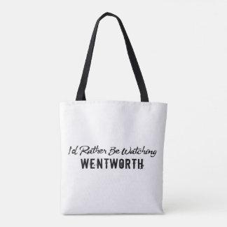 eher Uhr Wentworth Tasche