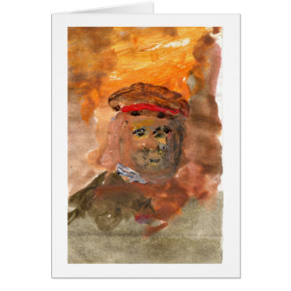 Ehrerbietung zu Rembrandt Karte