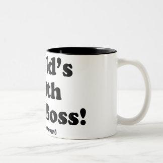 Ehrliche Tasse - bester Chef