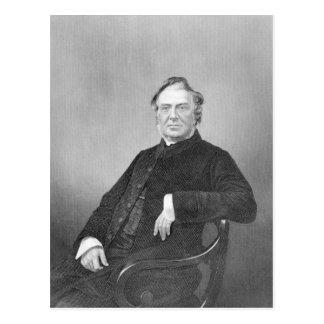 Ehrwürdiger Hugh Stowell, graviert von D.J. Pound Postkarte