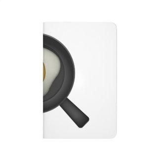 Ei kochen - Emoji Taschennotizbuch