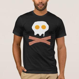 Ei-Speck-Schädel T-Shirt