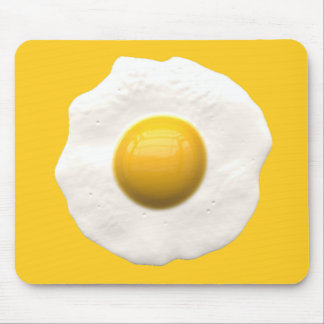 Ei über einfachem mousepads