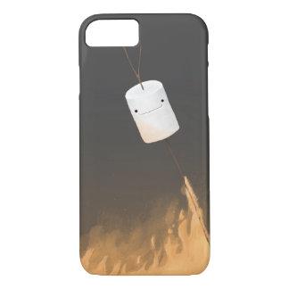 Eibische auf Feuer iPhone 8/7 Hülle