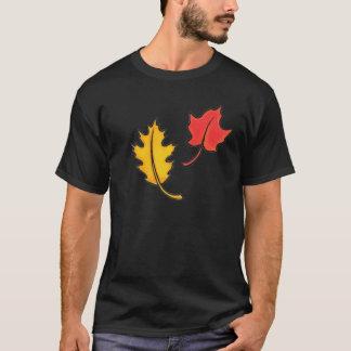 Eiche und Ahorn T-Shirt