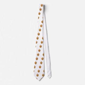 Eichel Bedruckte Krawatte
