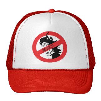 Eichel beißt den Tyranne Hut Netzmützen