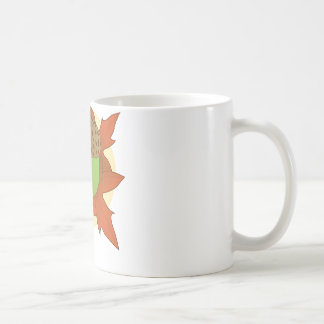 Eichel Kaffeetasse
