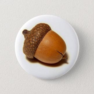 Eichel Runder Button 5,7 Cm