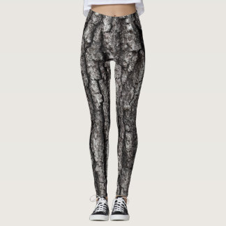 Eichen-Barke Leggings