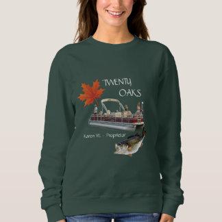 Eichen des Leisure See-zwanzig Sweatshirt