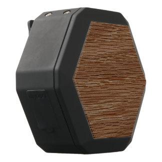 Eichen-Holz-Korn-Blick TANs Brown natürlicher Schwarze Bluetooth Lautsprecher