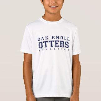 Eichen-Hügel-Leichtathletik T-Shirt
