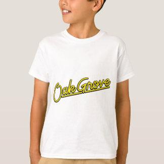 Eichen-Waldung im Gelb T-Shirt