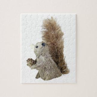 Eichhörnchen-Marionetten-Puzzlespiel Puzzle